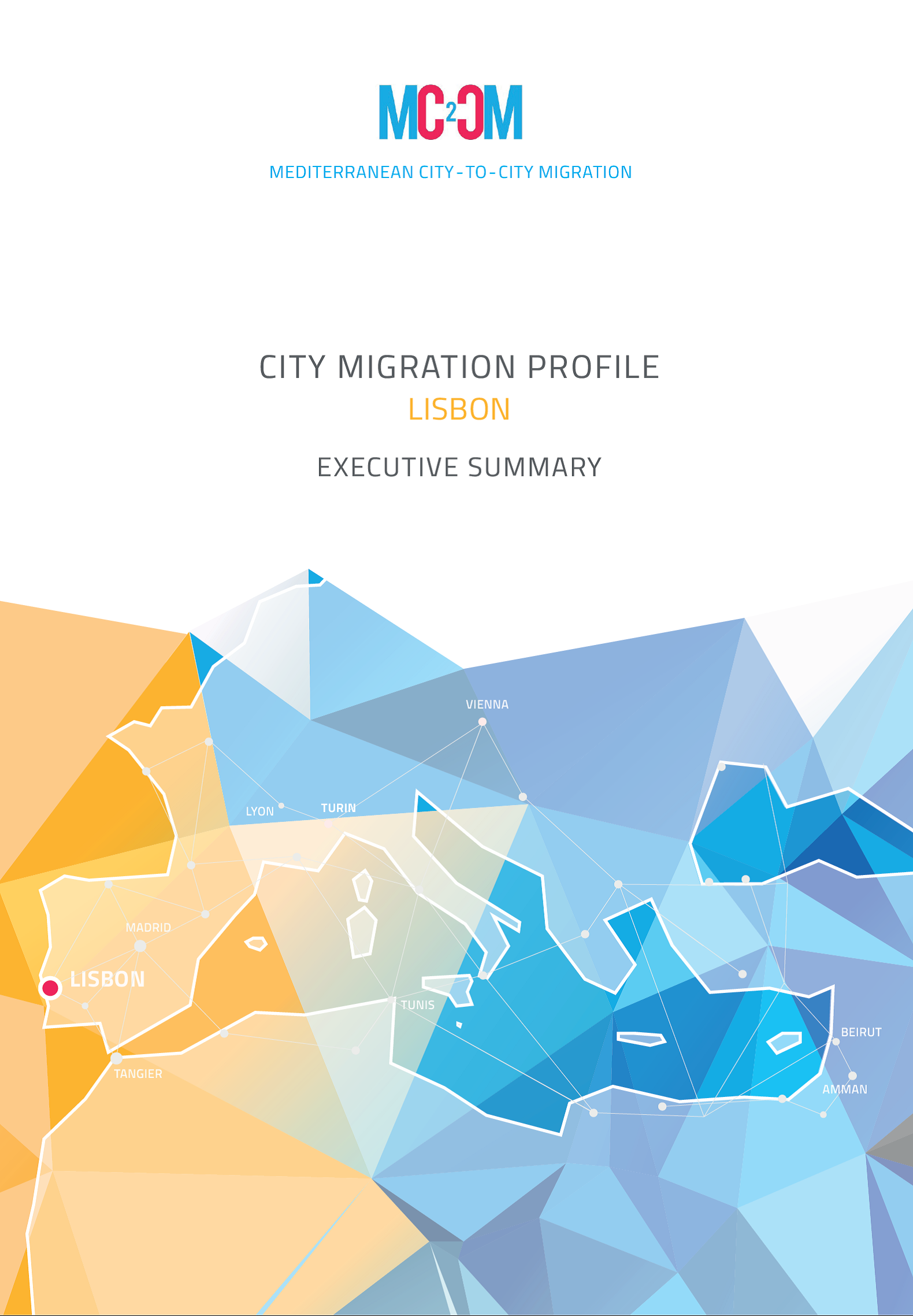 City Migration Profile Executive Summary - Lisbon