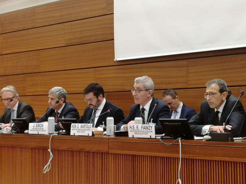ICMPD Around the Globe: Director General at UN Human Rights Council side-event