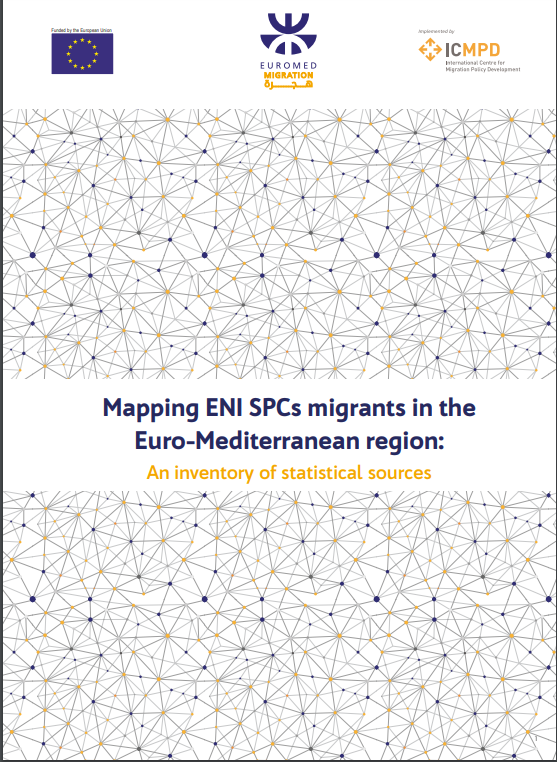 Mapping ENI SPCs migrants in the Euro-Mediterranean region: An inventory of statistical sources