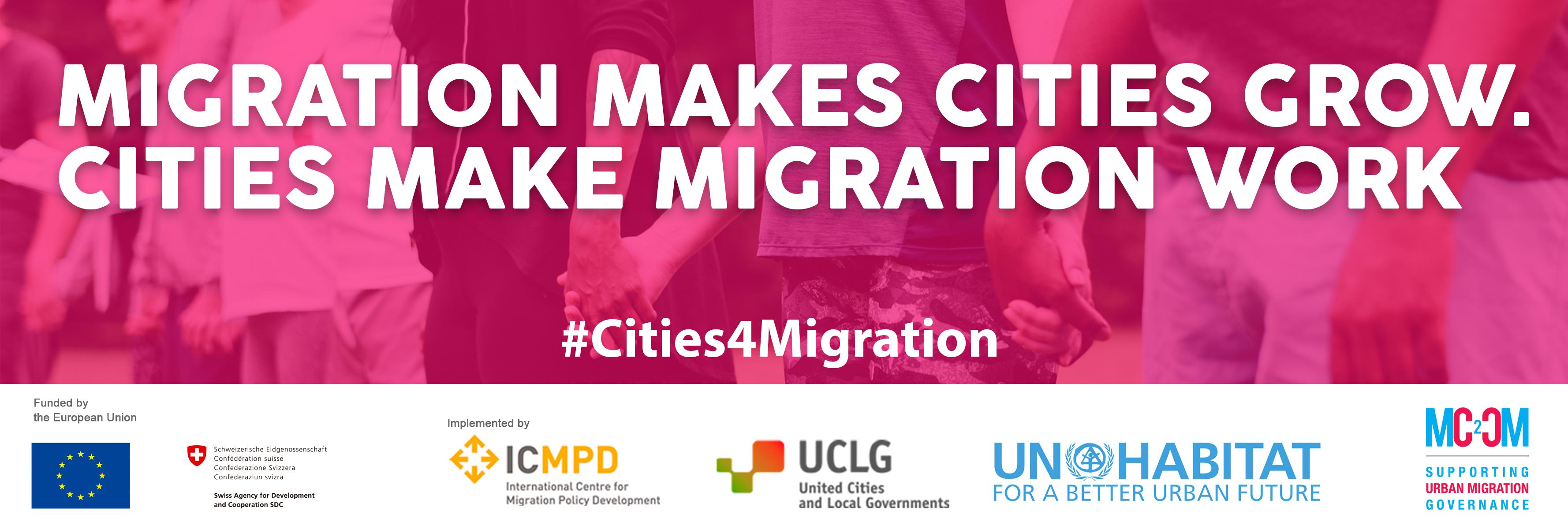 Cities for migration